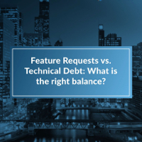 Feature requests vs Technical debt white paper - sphere