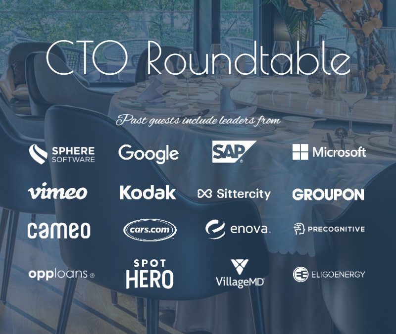 Chicago CTO Roundtable for Emerging Companies