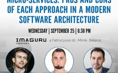 9/25/19 Tech Debates Minsk