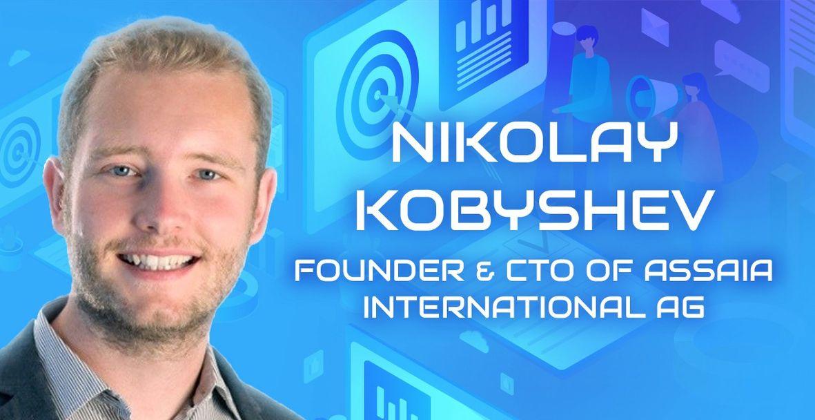The CTOs Balancing Act - conversation with Nikolay Kobyshev