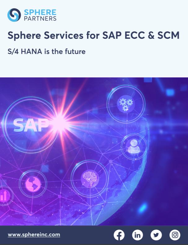 Sphere Services for SAP ECC GRC and SCM