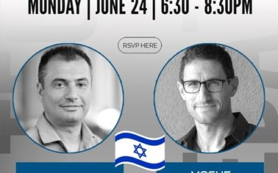 Tech Debates Tel Aviv – June 24th, 2019