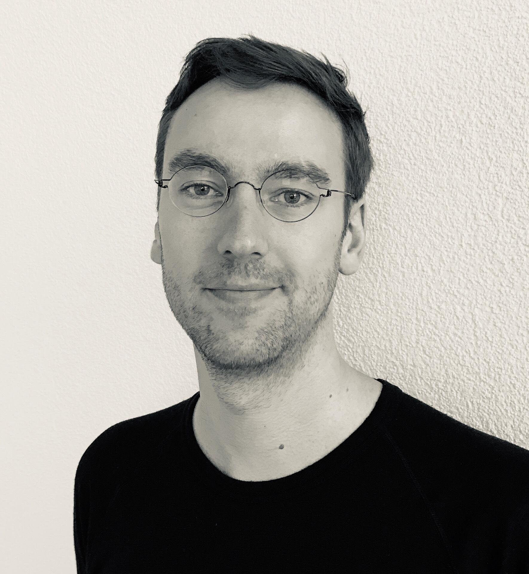 MODERATOR - René Pfitzner