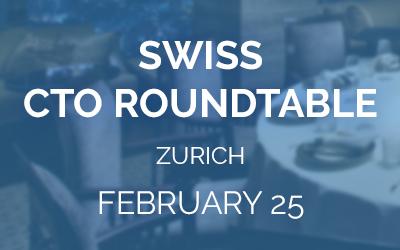 Swiss СТО Roundtable