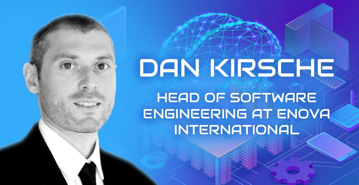 Dan Kirsche - machine learning