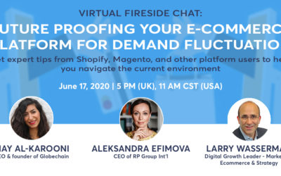[UPDATE] Sphere's Virtual Fireside Chat on Future-Proofing E-Commerce June 17th