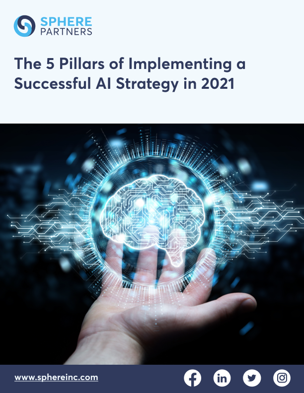 5 Pillars of Implementing a Successful AI Strategy in 2021