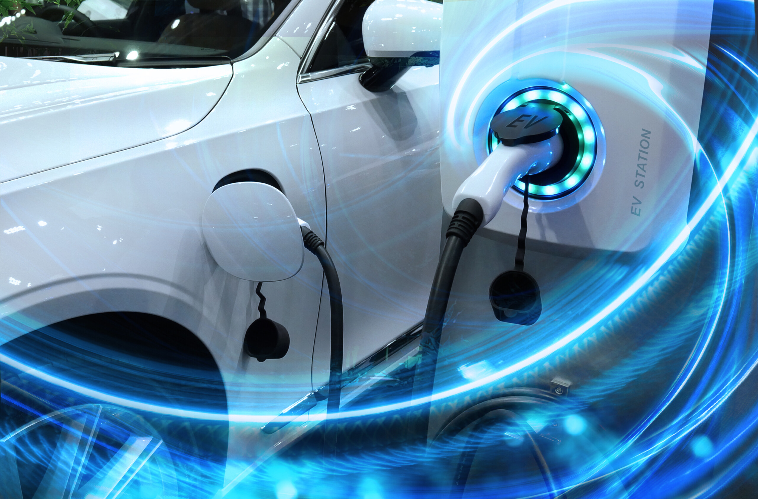 Innovative smart-phone app for large EV charging station provider shifts consumer behavior and lowers cost